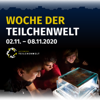 4th quarter 2020 - Teilchenwelt Week